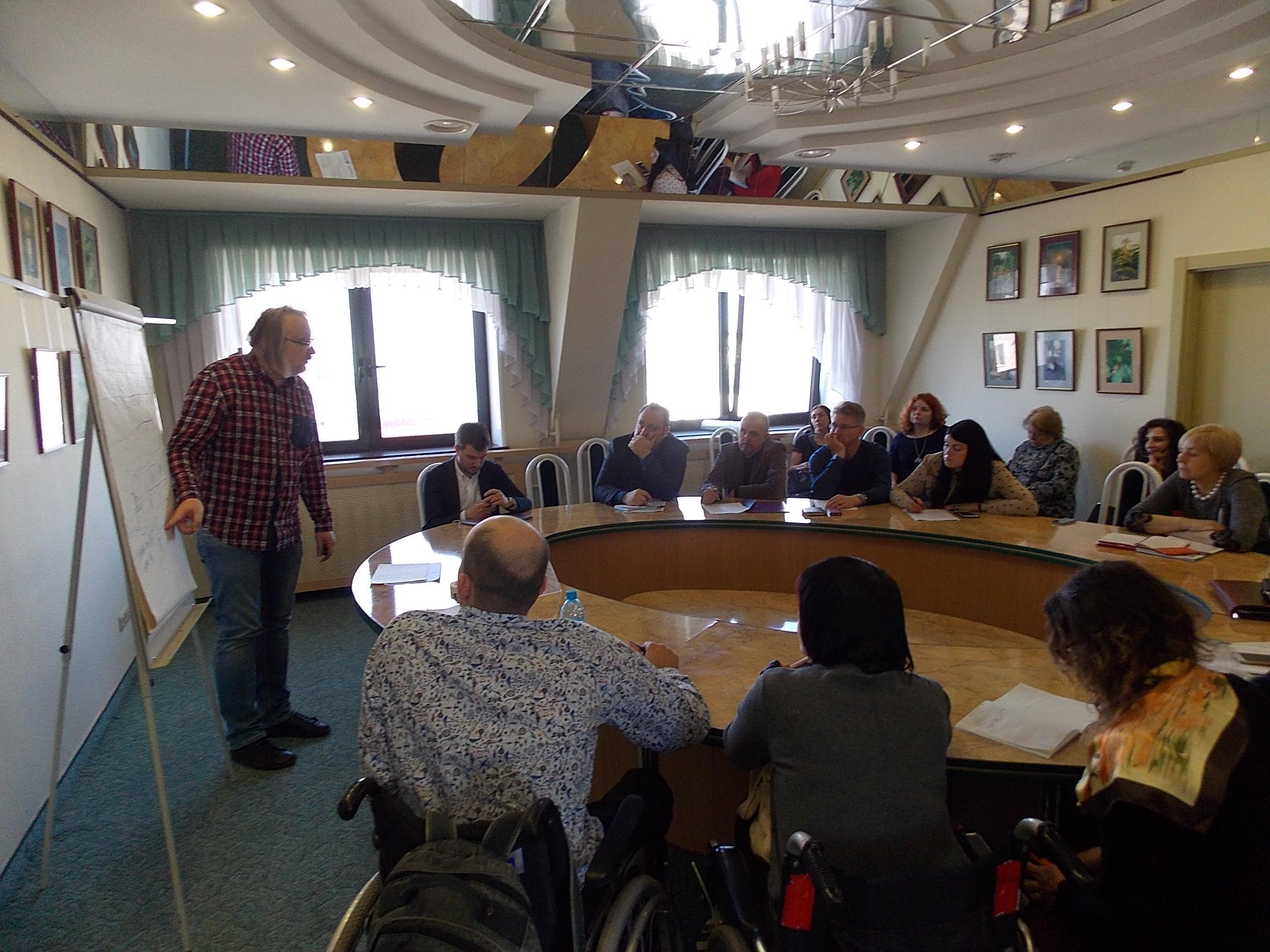 В Самарской области состоялся семинар для лидеров и специалистов НКО и гражданских активистов