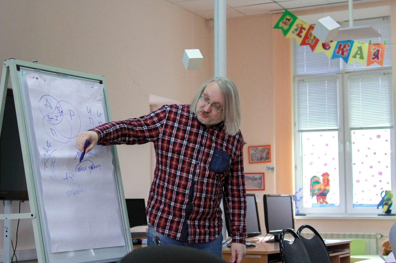 Тренинг для тренеров прошел в Томской области
