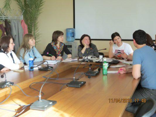 В Челябинской области состоялся трехдневный семинар для специалистов некоммерческого сектора