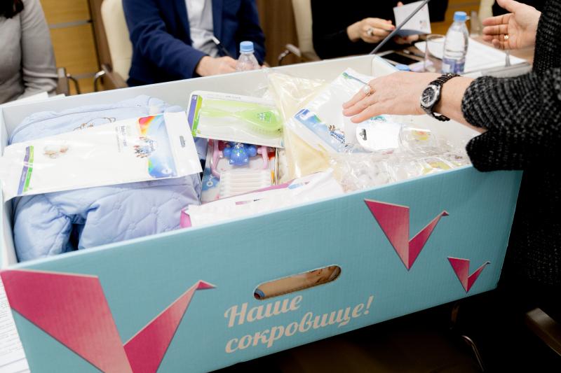 В ОНФ предложили расширить проект «Подарок новорожденному»