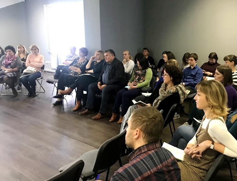 ВНовосибирске завершился трехдневный семинар для специалистов СОНКО