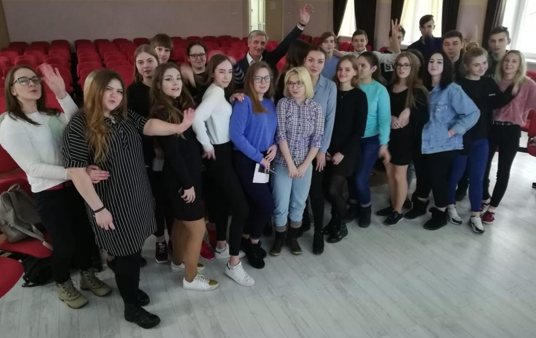 III семинар для учащихся колледжей Москвы пововлечению молодежи вдобровольческую деятельность
