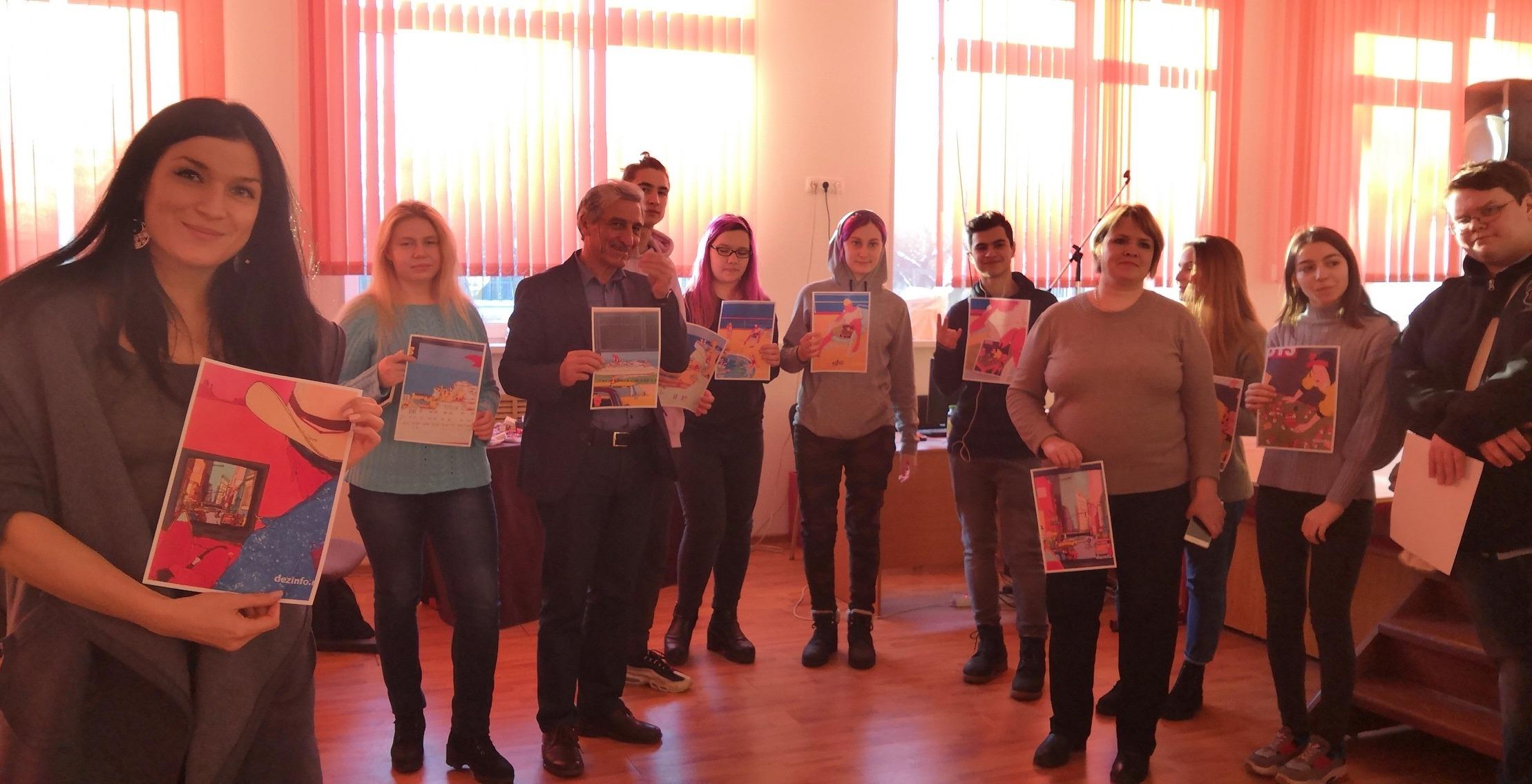 IVсеминар для учащихся колледжей Москвы пововлечению молодежи вдобровольческую деятельность