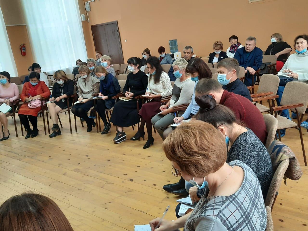 В Уфе прошел круглый стол «Повышение эффективности взаимодействия НКО со СМИ»